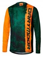 Dartmoor - Koszulka techniczna długi rękaw Junior