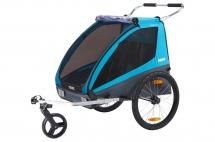 Thule - Przyczepka rowerowa Coaster XT