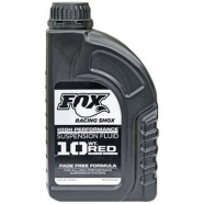 FOX Racing Shox - Olej FOX Suspension Fluid 10 WT RED