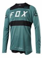 FOX - Jersey Flexair Preest Green Black