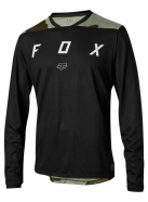 FOX - Jersey Indicator Mash Camo Black LS
