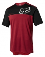 FOX - Jersey Attack Pro Red Black