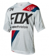 FOX - Jersey Demo Drafter Cloud Grey