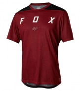 FOX - Jersey Indicator Mash Camo Dark Red