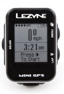 Lezyne - Komputer rowerowy Mini GPS