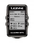 Lezyne - Komputer rowerowy Macro GPS