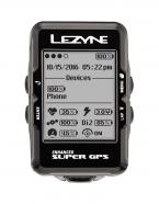 Lezyne - Komputer rowerowy Super GPS