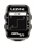 Lezyne Komputer rowerowy Micro Color GPS