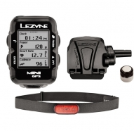 Lezyne - Komputer rowerowy Mini GPS HRSC Loaded