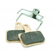 Clarks - Klocki hamulcowe VRX864 C metaliczne do SRAM (DB-1, DB-3, DB-5)