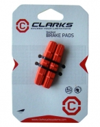 Clarks - Wymienne okładziny do klocków szosowych CP202