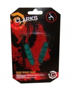 Clarks - Wymienne okładziny do klocków szosowych CP221