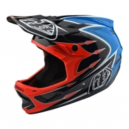 Troy Lee Designs - Kask D3 Corona Orange