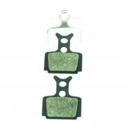 Clarks - Klocki hamulcowe VX850C organiczne do radiatorów (Formula One, R1, Mega, RX, R0, T1)