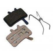 Clarks - Klocki hamulcowe VRS813 półmetaliczne do AVID (Juicy 3,5,7, 7 Carbon, Ultimate, BB7)