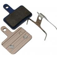 Clarks - Klocki hamulcowe VRS811 półmetaliczne do Shimano (Deore M515, M475, M525, M465, M495)