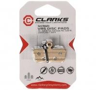 Clarks - Klocki hamulcowe VRS859 półmetaliczne do SRAM Guide