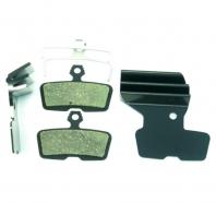 Clarks - Klocki hamulcowe VX858C organiczne z radiatorem do Avid Code 2011