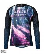 Foog Wear - Jersey damski Forest LS