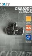 Cloud Perform - Klocki hamulcowe BP-53 półmetaliczne do Avid Code 2011