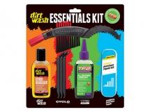 Weldtite - Zestaw czyszcząco-naprawczy Dirtwash Essentials