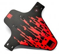 Race Fender Błotnik przedni PIXEL zip