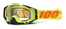 100% - Gogle Racecraft Clear