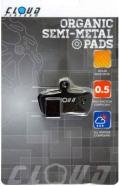 Cloud Perform - Klocki hamulcowe BP-57 półmetaliczne do SRAM Guide