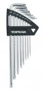 Topeak - Zestaw kluczy Torx